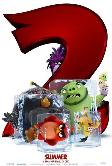 Angry Birds в кино 2 / The Angry Birds Movie 2 (2019)
