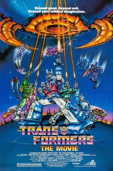 Трансформеры / The Transformers: The Movie (1986)