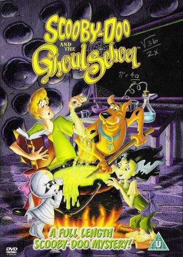 Скуби-Ду и школа монстров / Scooby-Doo and the Ghoul School (1988)