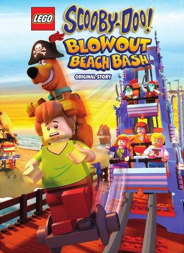 Лего Скуби-Ду: Улётный пляж / Lego Scooby-Doo! Blowout Beach Bash (2017)