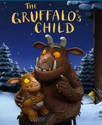Дочурка Груффало / The Gruffalo's Child (2011)