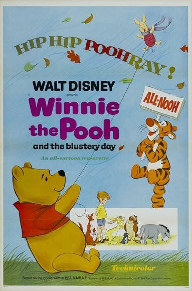 Винни Пух и ненастный день / Winnie the Pooh and the Blustery Day (1968)