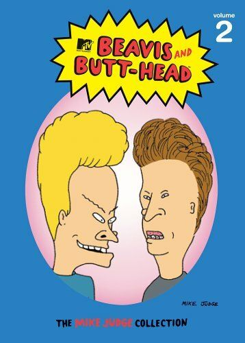 Бивис и Батт-Хед / Beavis and Butt-Head (1993)