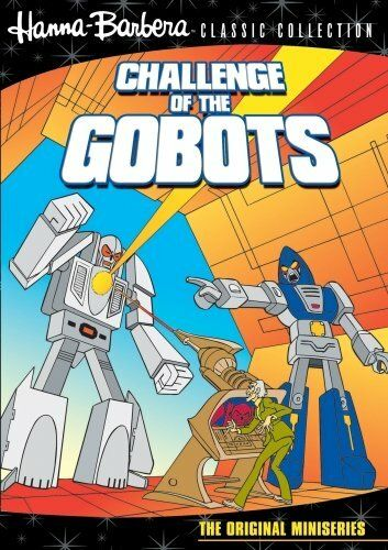 Война Гоботов / Challenge of the GoBots (1984)