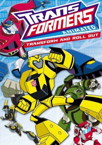 Трансформеры / Transformers: Animated (2007)