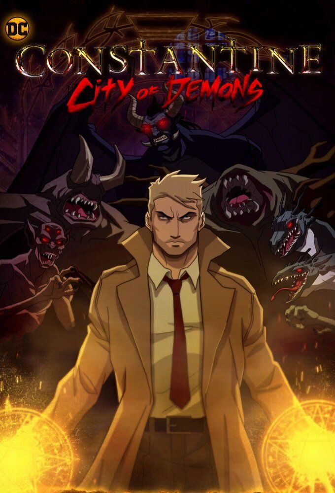 Константин: Город демонов / Constantine: City of Demons (2018)
